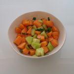 Cooking Blog - Honeydew and Rockmelon Fruit Salad