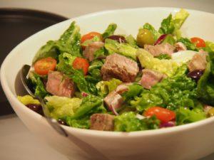Cooking Blog - Quick Steak Salad