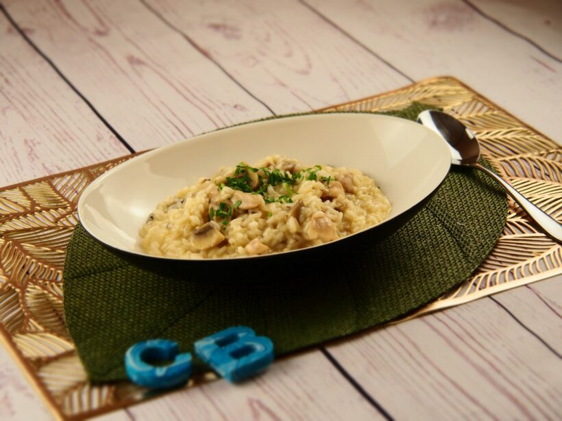 Cooking Blog - Chicken Risotto 1