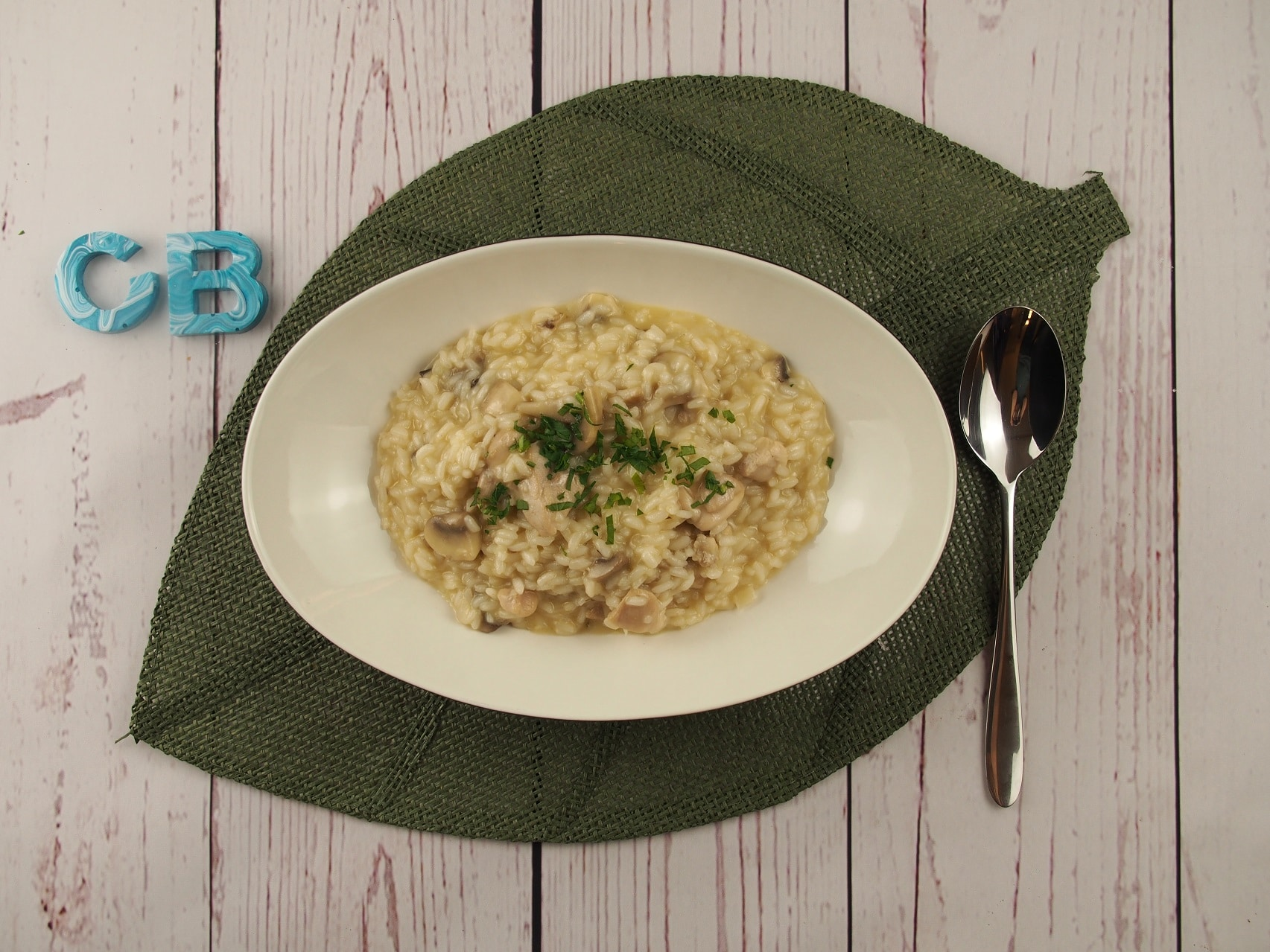 Cooking Blog - Chicken Risotto 9