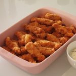 Cooking Blog - Fried Chicken Strips with Tartare Sauce