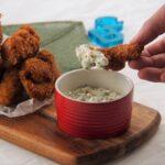 Cooking Blog - Fried Chicken Strips with Tartar Sauce Final