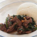 Cooking Blog - Beef Stir-fry with Oyster Sauce
