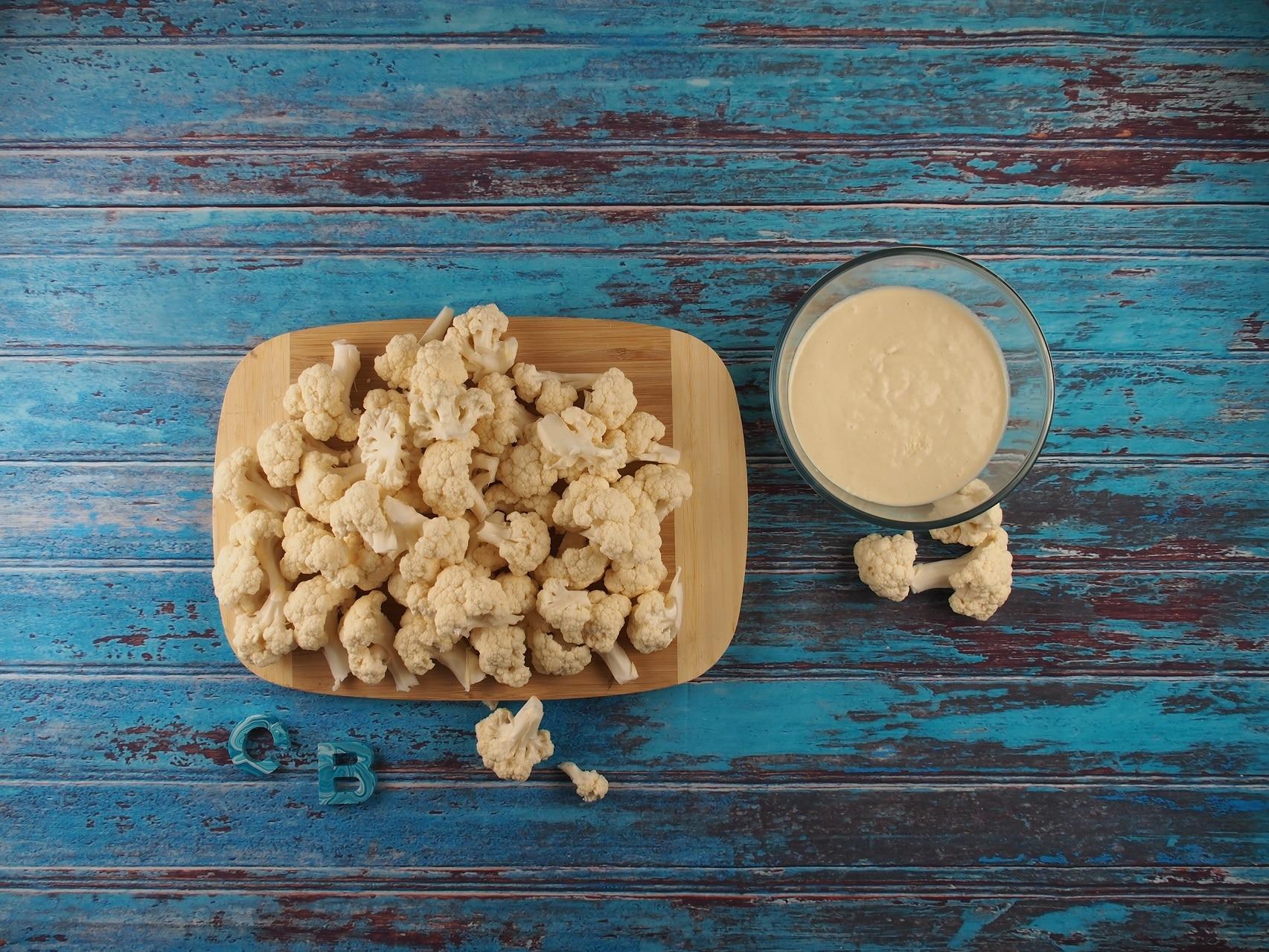 Cooking Blog - Cauliflower Fritters 2b