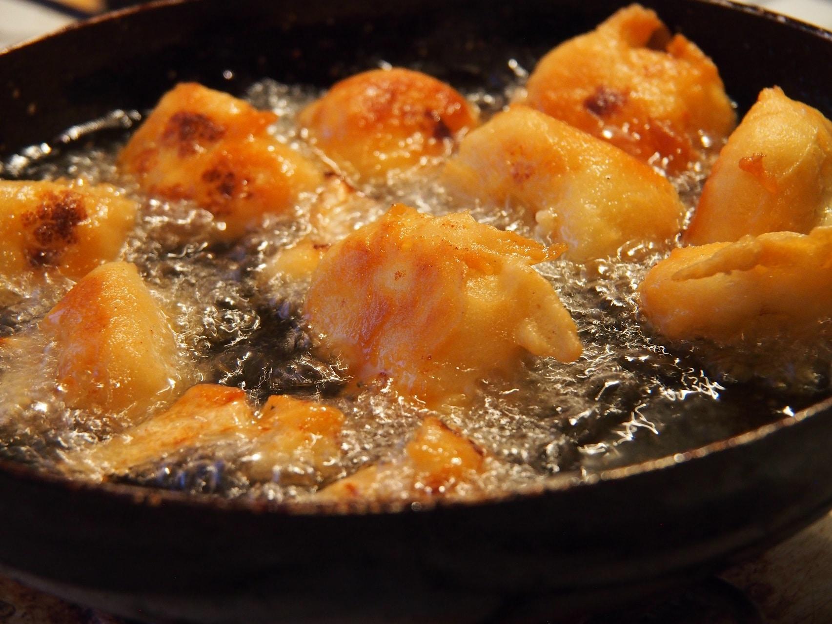 Cooking Blog - Cauliflower Fritters 6