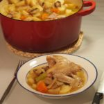 Cooking Blog - Whole Chicken Casserole