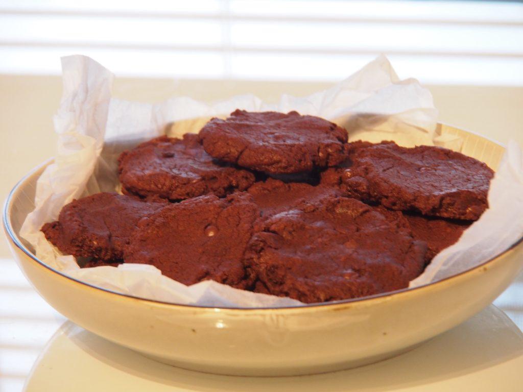 Cooking Blog - Triple Choc Cookies