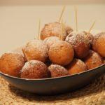 Cooking Blog - Gluten Free Tofu Doughnuts