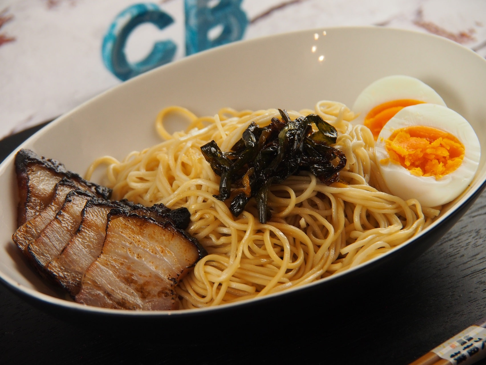 Cooking Blog - Spring Onion Oil Noodles 13