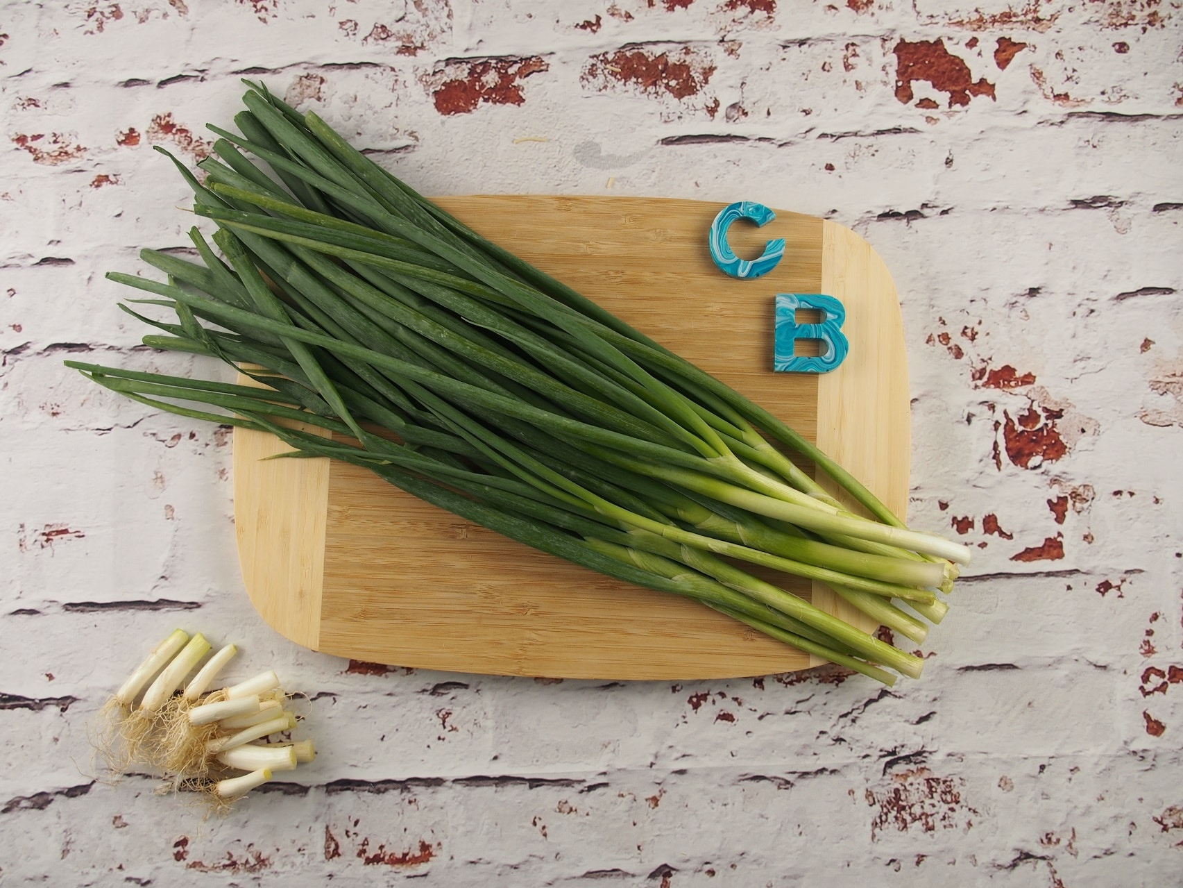 Cooking Blog - Spring Onion Oil Noodles 2