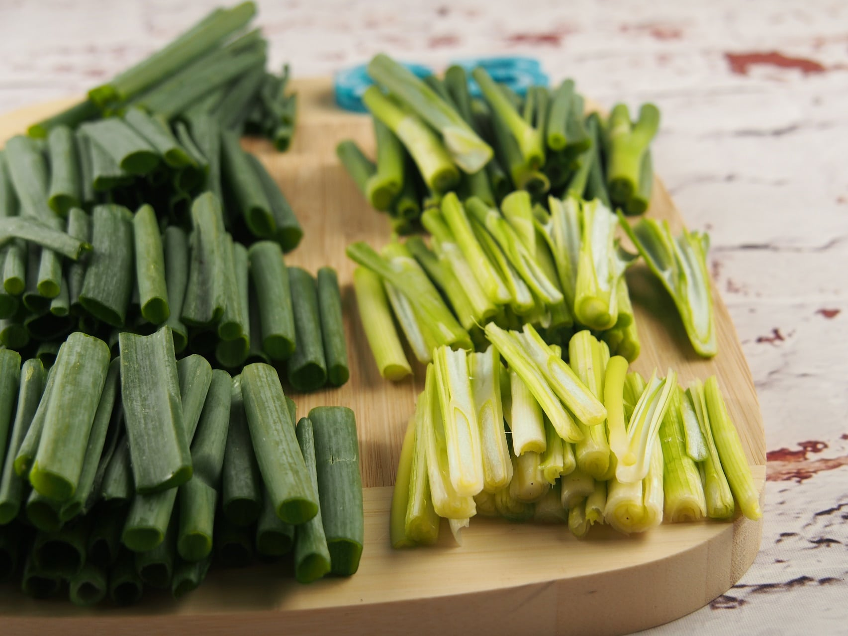 Cooking Blog - Spring Onion Oil Noodles 4