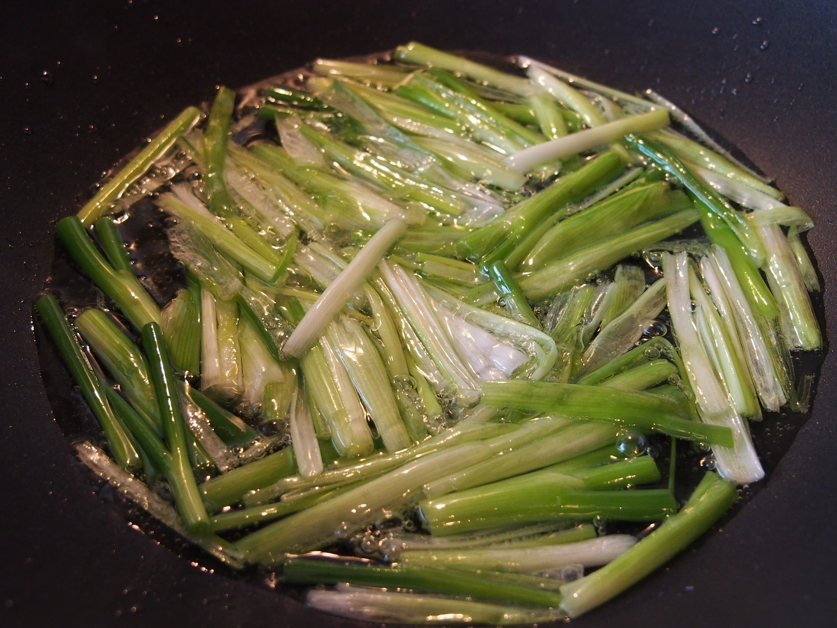 Cooking Blog - Spring Onion Oil Noodles 6