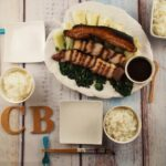 Cooking Blog - Chashu Pork with Bok Choy and Rice 2