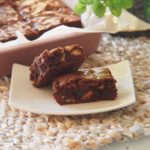 Cooking Blog - Choc Walnut Brownies