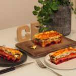 Cooking Blog - Vegetarian Rainbow Veggie Stack 2