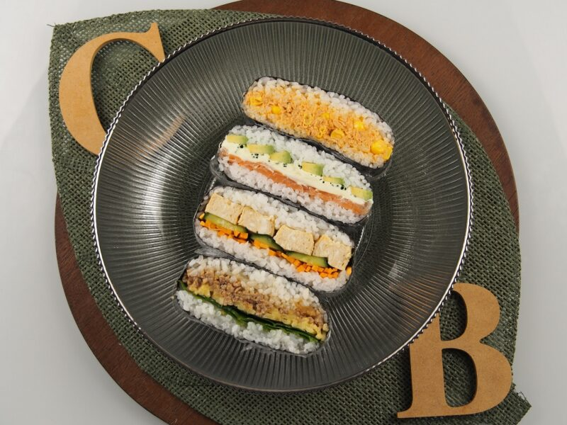 Cooking Blog - Japanese Rice Sandwich – Onigirazu