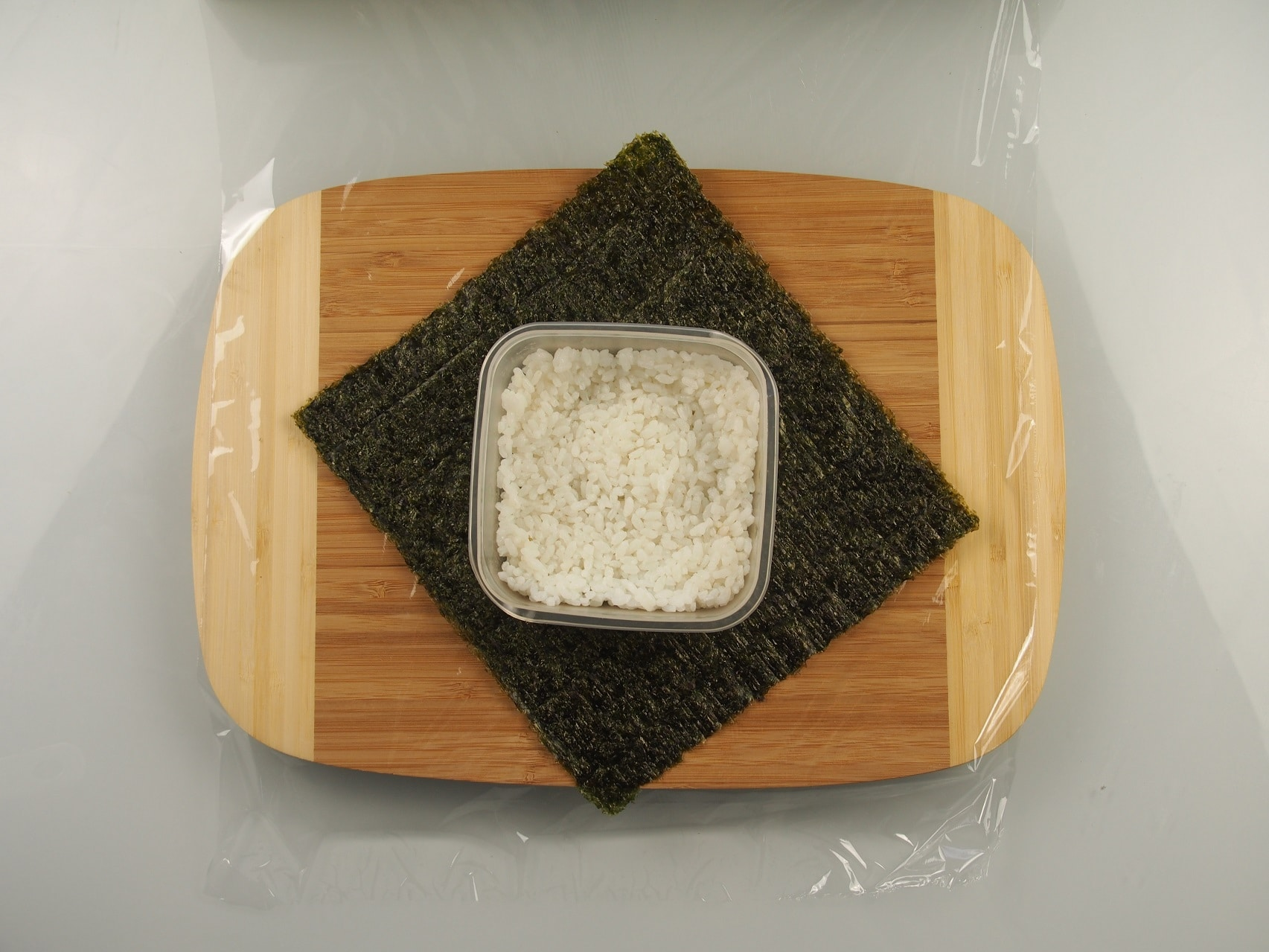 Cooking Blog - Japanese Rice Sandwich – Onigirazu 2