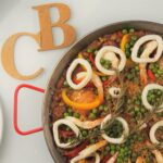 Cooking Blog - Seafood, Chicken and Chorizo Paella