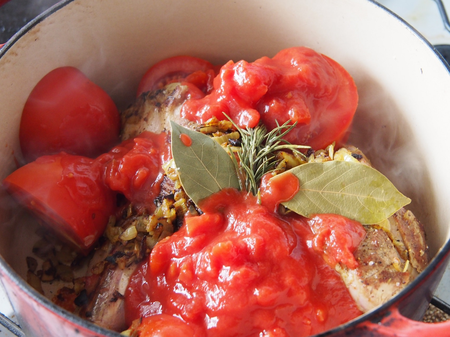 Cooking Blog - Lamb Shanks
