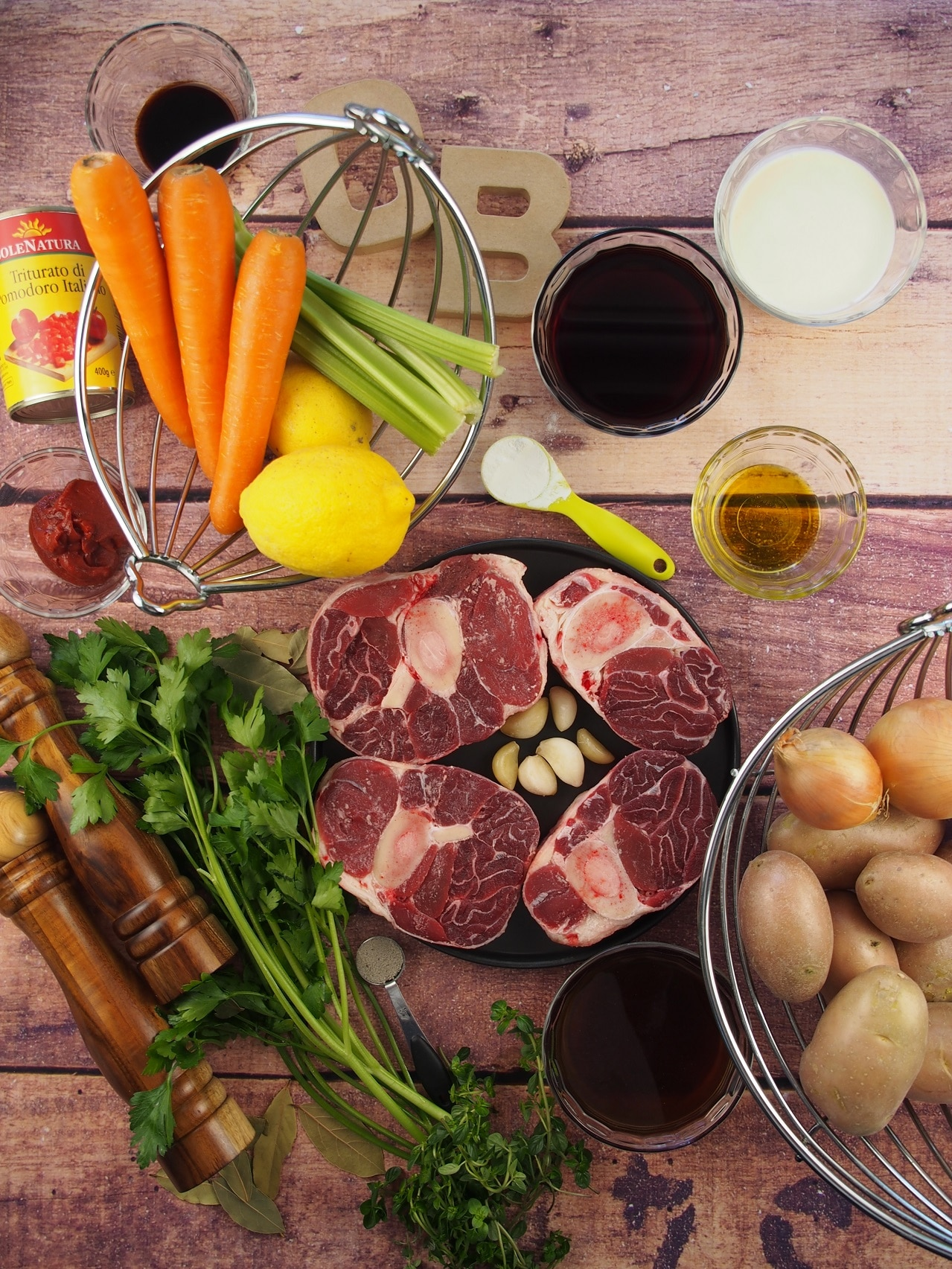 Cooking Blog - Osso Bucco