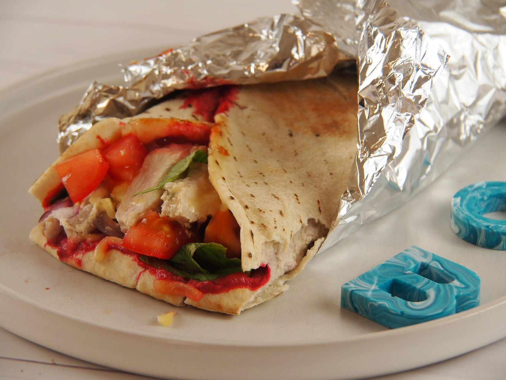 Cooking Blog - Greek Chicken Gyros 17