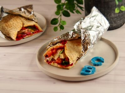 Cooking Blog - Greek Chicken Gyros 18