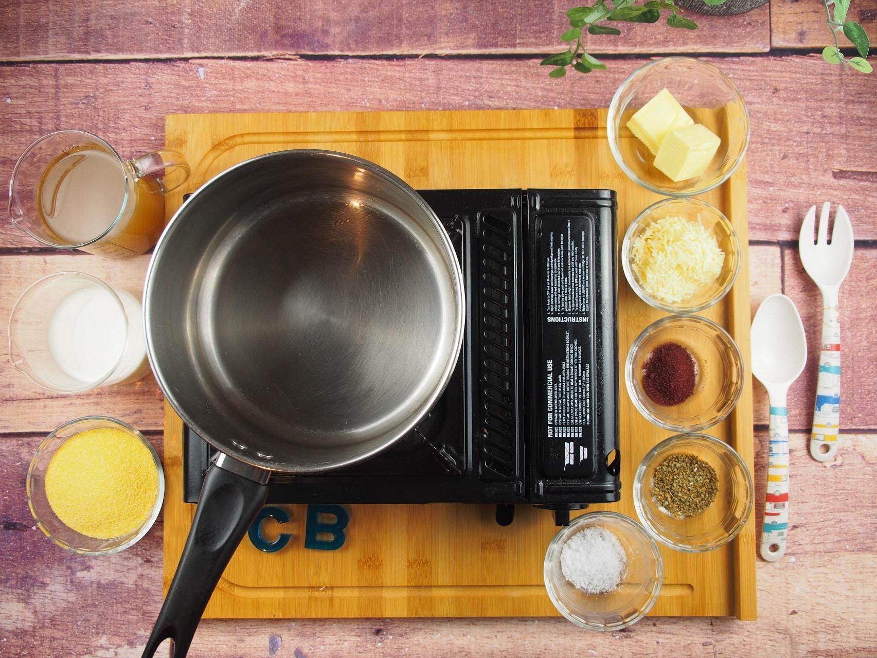 Cooking Blog - Polenta Chips with Sumac 2