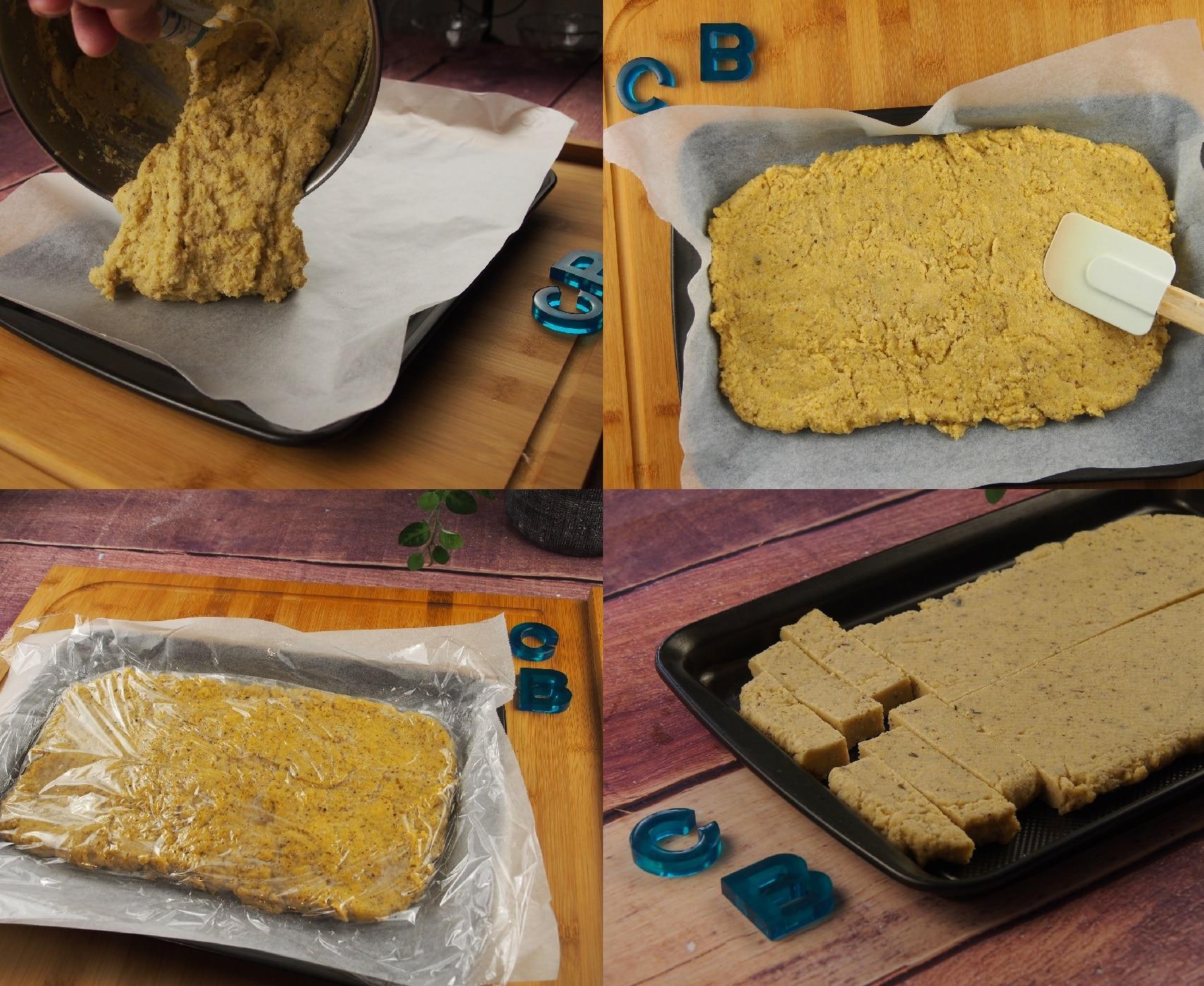 Cooking Blog - Polenta Chips with Sumac 6